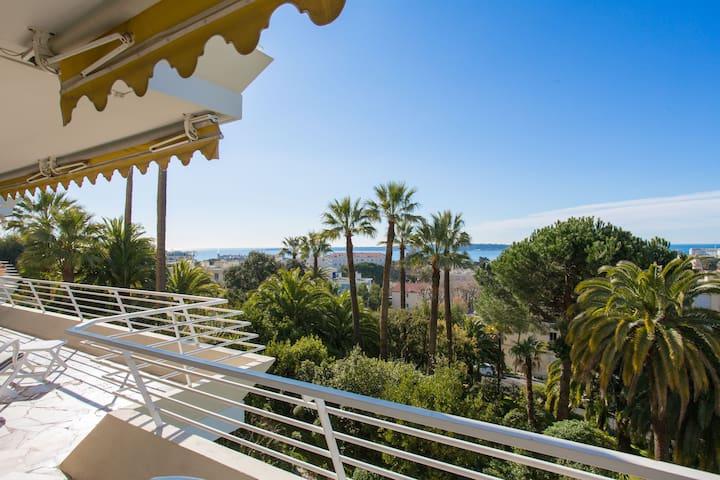 CANNES BASSE CALIFORNIE LUXUEUX 3 PIECES - Cannes - Appartement