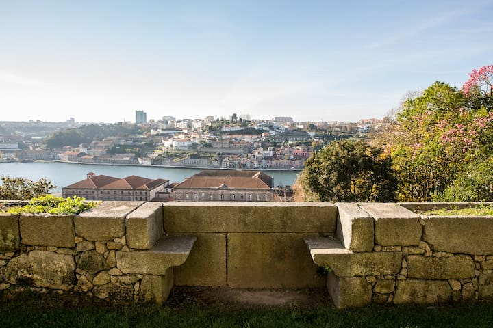 A HOUSE WITH A VIEW-Historic centre - Porto - Apartment