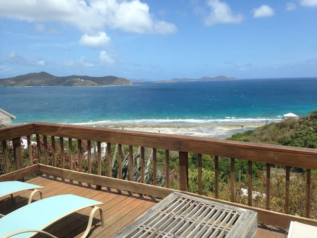 Spyglass Hill, vacation home - Coral Bay