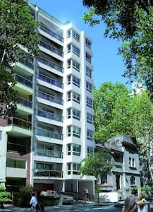 Great full equipped flat in Pocitos.