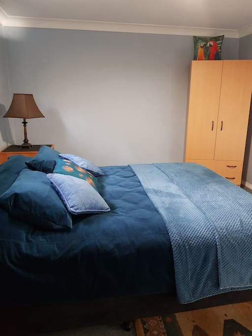 Private, Queen Bedroom