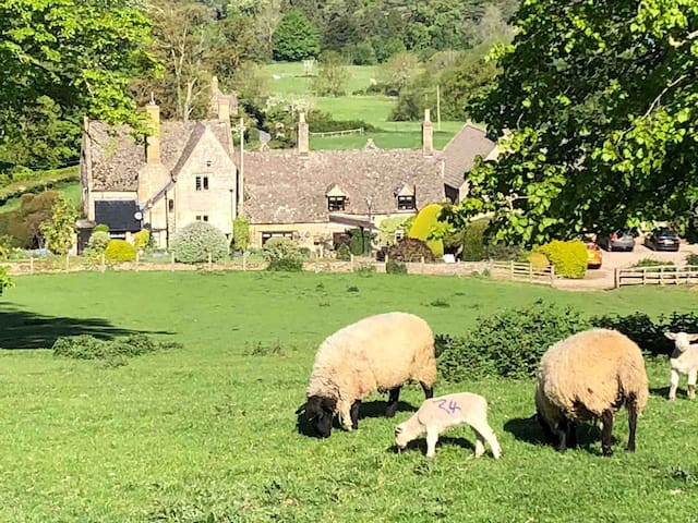Sudeley Hill Farm Gable