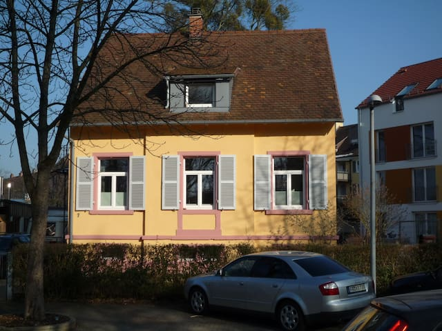 Flat near the university hospital - Freiburg - Appartement