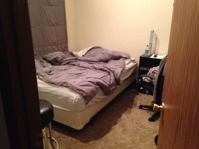 Queen bed & 2 couches - Springfield - Apartment