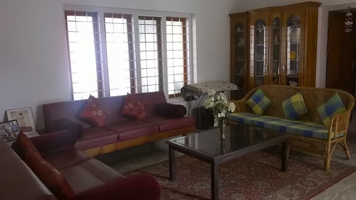 Centrally Located in Kottayam