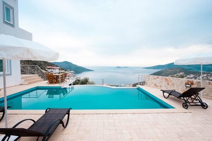 Villa Serap, Kalkan - Antalya - House
