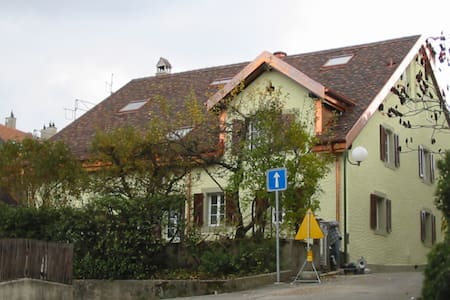 Studio meublé à neuf 25 m2 - Le Mont-sur-Lausanne - Haus