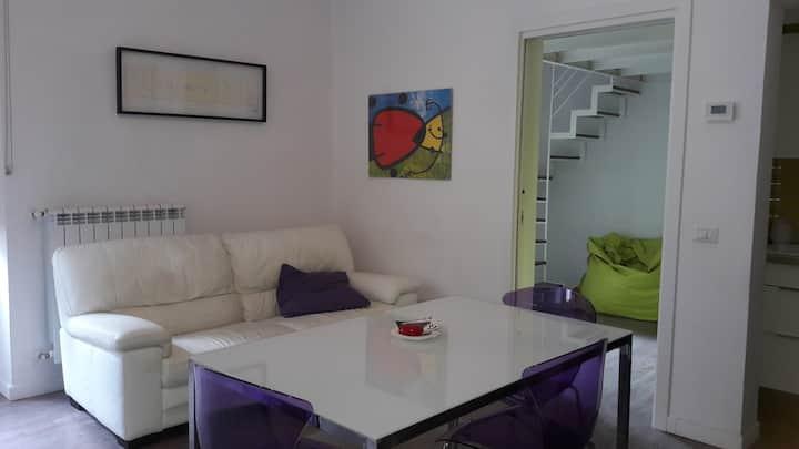 """""""Al Centro"""" fantastico appartamento"""