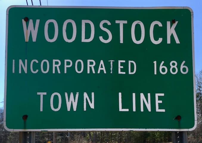 Guidebook for Woodstock, CT