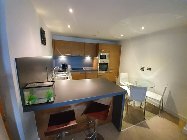 Fabolous flat in the heart of Manchester Centre