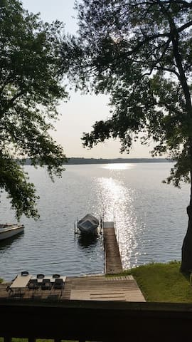Union Lake Beach House - Commerce Charter Township - Bed & Breakfast