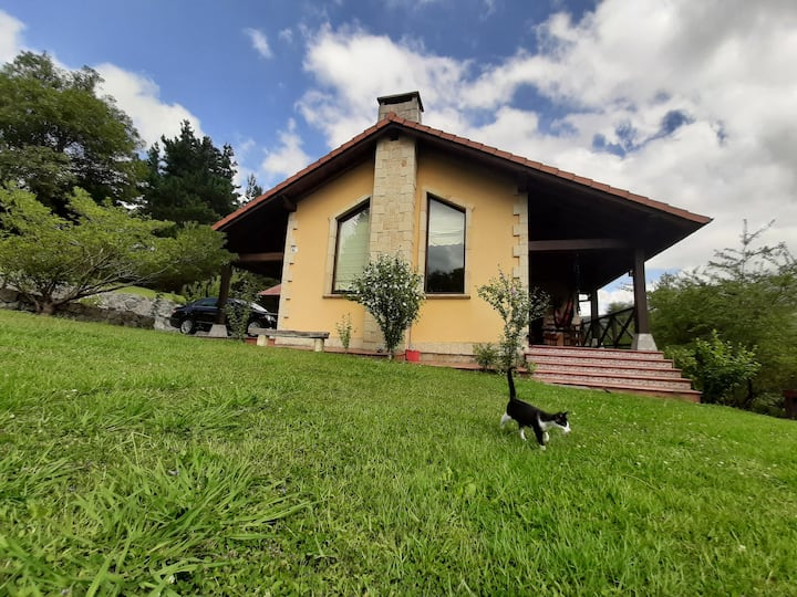 Habitación en chalet de lujo en la montaña (R)