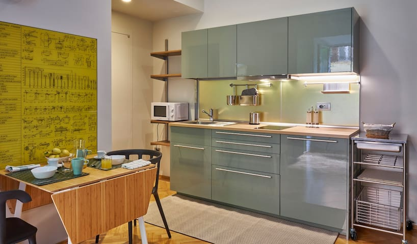 Soggiorno/Cucina