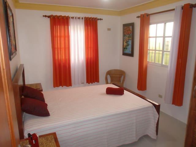 Ideal, um die Reize der Dom.-Rep. kennenzulernen - Santo Domingo - Apartment