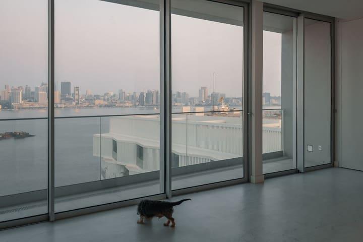 Ilha de Luanda Luxury Duplex in Secured Condo