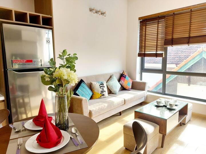 1BR Apartment - BALCONY LAKE VIEW - NETFLIX - Lift