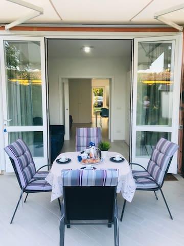 Nuovissimo appartamentino Albarella!