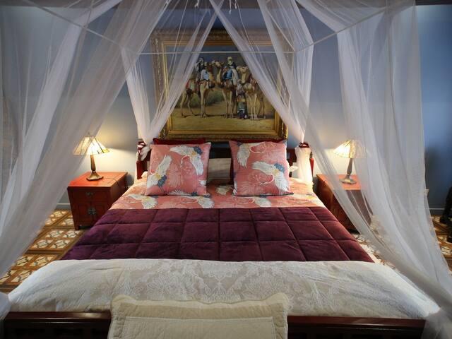 Marco Polo room