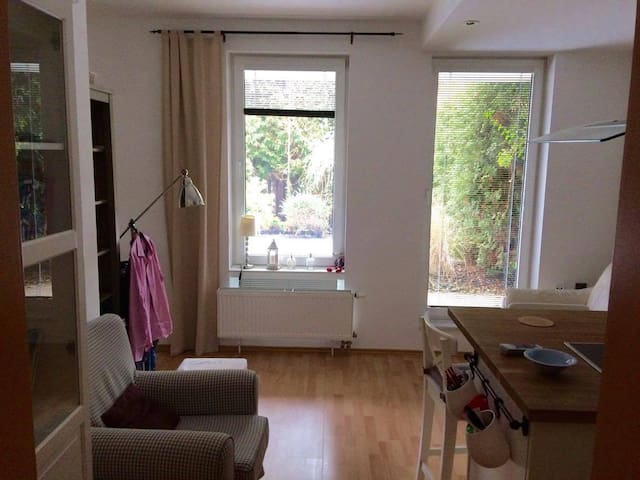 Apartment - free parking/private garden (Airport) - Praha - Leilighet