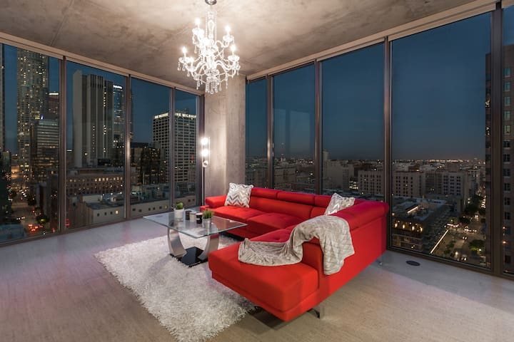 Amazing Living Room with a view