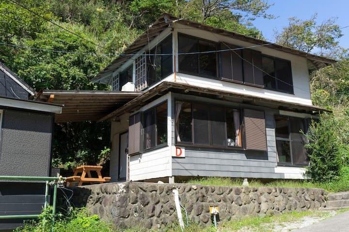 西伊豆・堂ヶ島・浮島海岸 14名用1戸建て