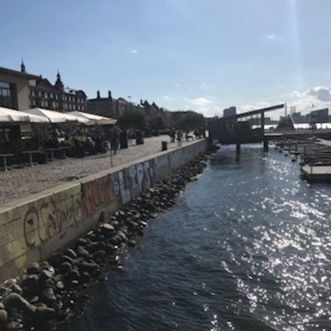 Havnebadet - Islands Brygge