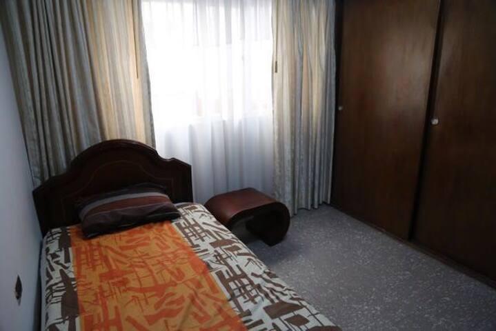 Apartamento Acogedor! - Bogotá - Condominio