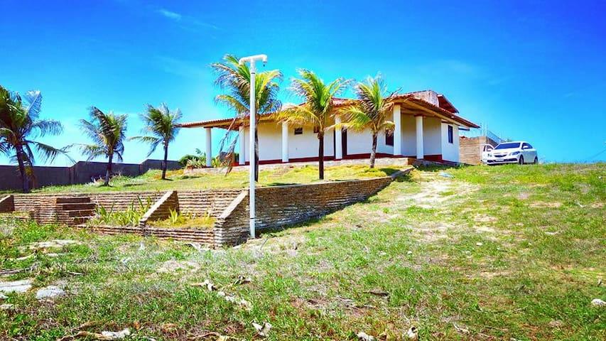 Casa de Praia na Taíba - São Gonçalo do Amarante - Casa