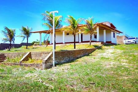 Casa de Praia na Taíba - São Gonçalo do Amarante - บ้าน