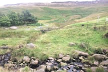The cottage is perfectly located for good walking in beautiful Saddleworth
