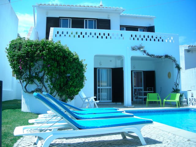 8-person villa with pool Portugal - Praia da Luz - Villa
