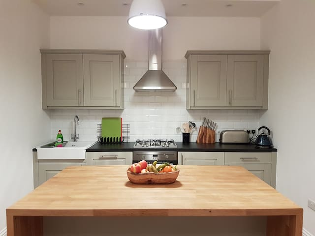 Bright newly refurbished 1 bed Crystal Palace - Londres - Apartamento