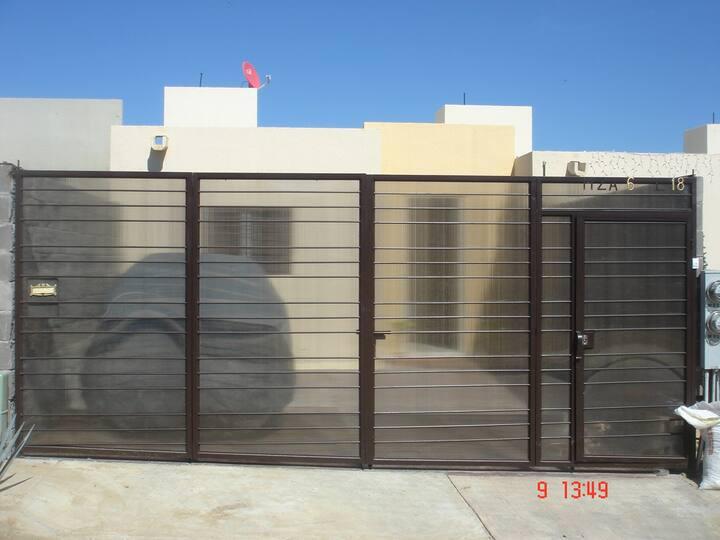 Casa san jose del cabo  Montereal ( Puerta Real )