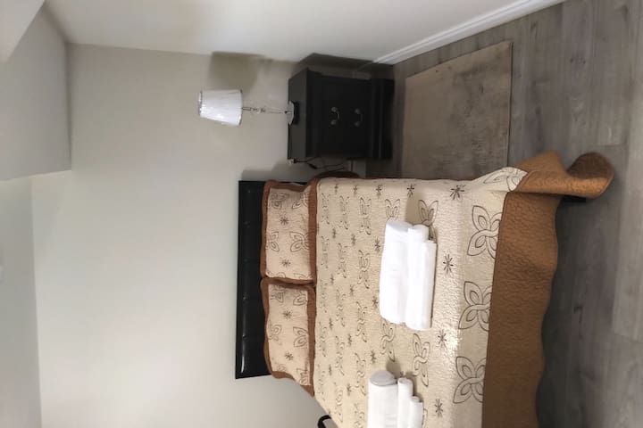 Brand new ensuite room in basement apartment