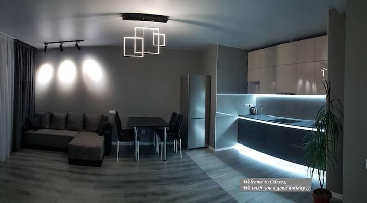 DmitrievSky DeLuxe Apartments Odessa