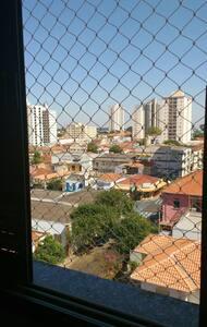 Quarto+banheiro+box em AP familiar. - Araraquara