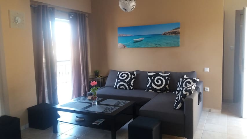 Apartment  for rent in Greece! - Flogita - Lägenhet