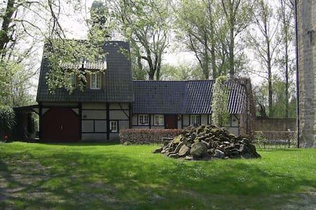 Wachtmeisterhaus zu Burg Hohes Haus - Heek