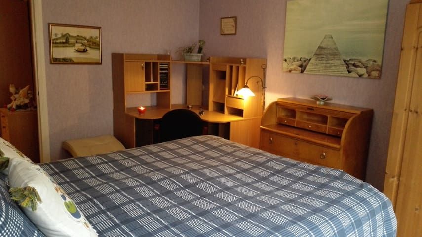 Cosy room and close to everything - Karlskrona - Leilighet