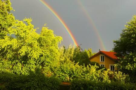 Gästehaus Riedhof - Ebersberg - Huis