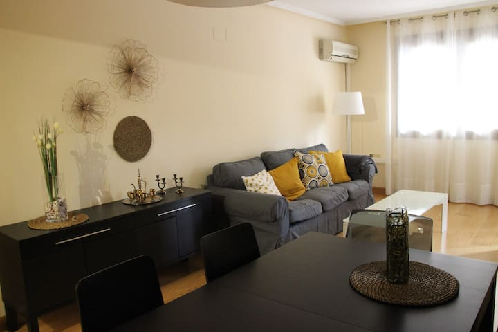 Amplio apartamento Plaza de Toros