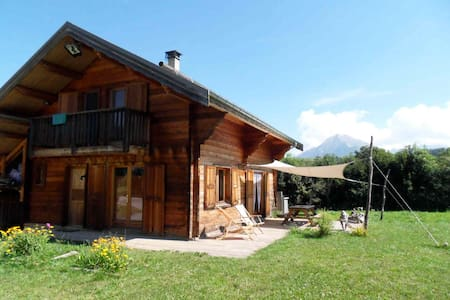 Chalet in Champsaur - 6 people - 1  - House