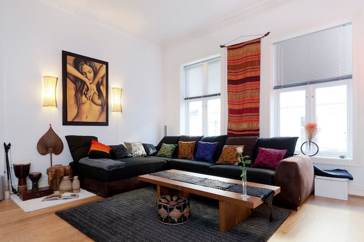 For world travelers/spacious.exotic - Oslo - Appartement