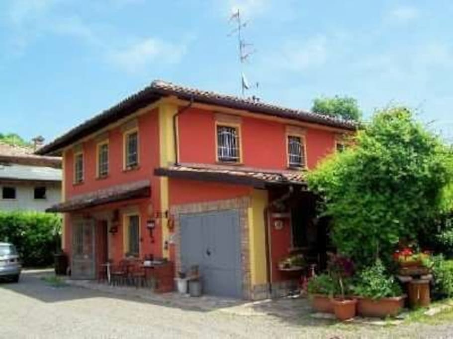B b villa canova stanza blue bed breakfast in affitto for Stanze in affitto modena