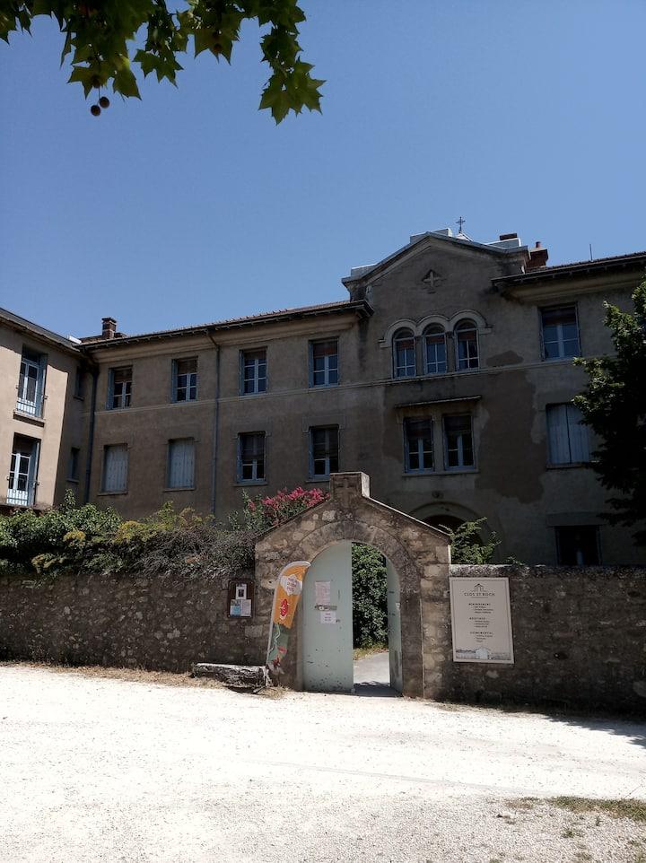 Gîte du Clos Saint Roch - chambre n°1