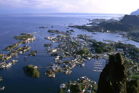 Idyllic house in beautiful Svolvær - Svolvær