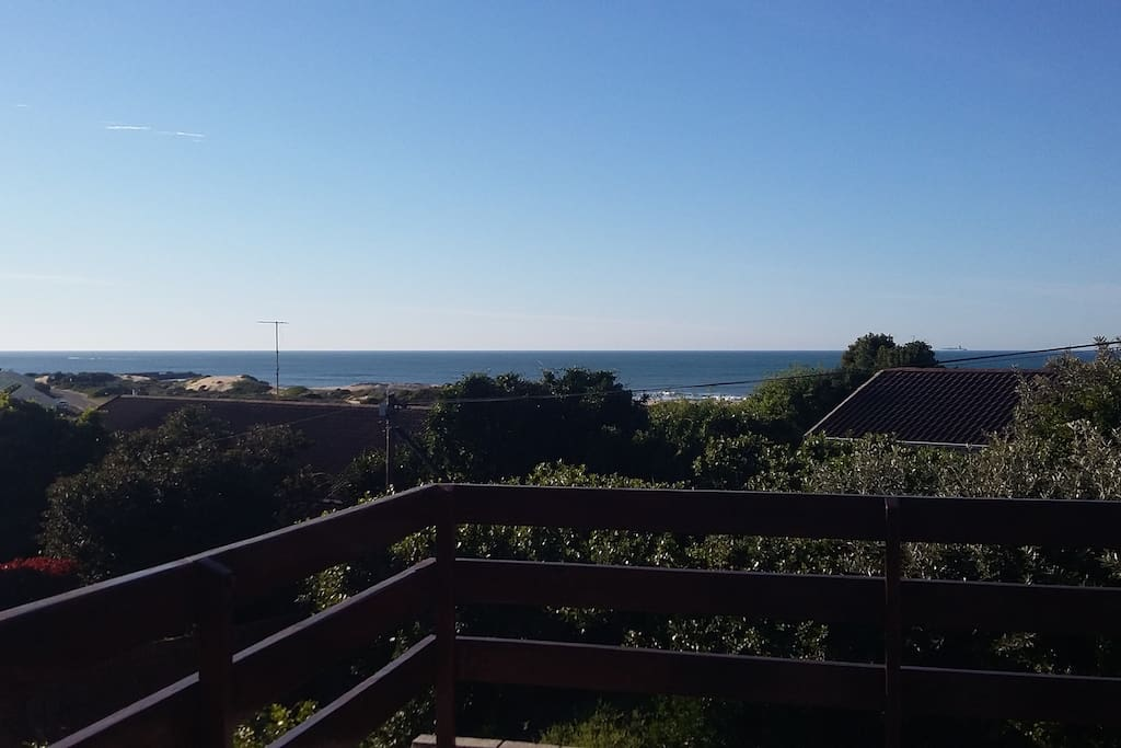 Located very close to the beach - very easy walking distance.