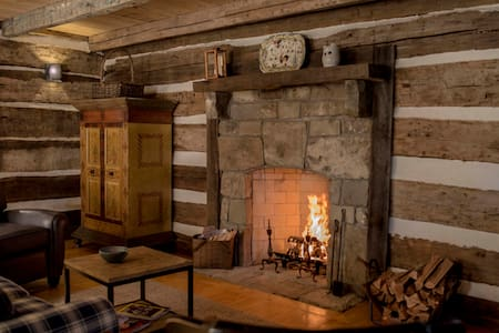 Cave Hill Log Cabin - Winchester
