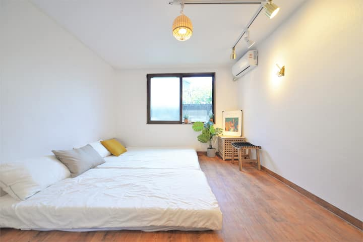 ♣Undershine♣3min from hongdae station#privateroom