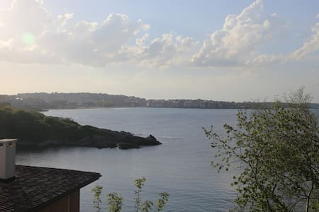 1 BR sea view penthouse - Appartement